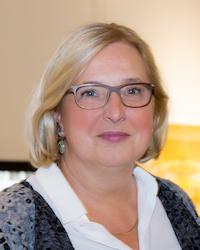 Portraitfoto: Martina Grote, , Geschäftsführerin der NRW-Stiftung Natur, Heimat und Kultur